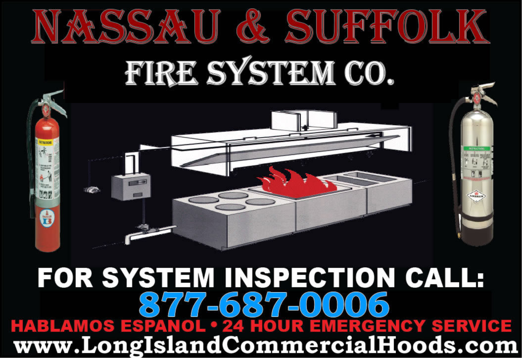 Kitchen Fire Suppression Systems Long Island Ny